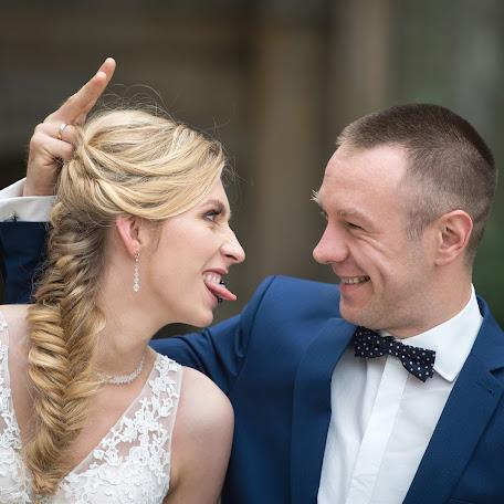 Wedding photographer Anna Dębowska (debowscyfoto). Photo of 04.07.2017