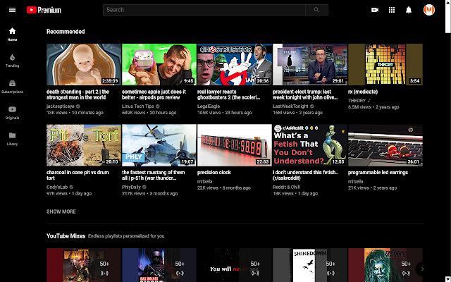 YouTube - Dark by MidSpike.Com