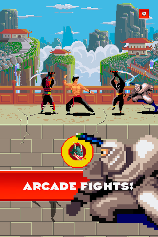 Kick or Die - Karate Ninja- screenshot