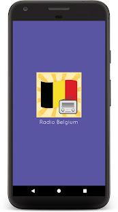 Radio Belgium Free FM - náhled