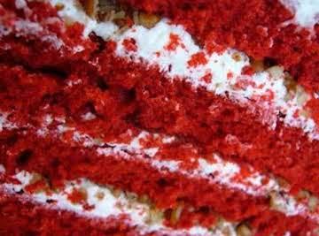 Creme Cheese Red Velvet Cake
