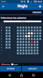 CineHoyts Chile- screenshot thumbnail