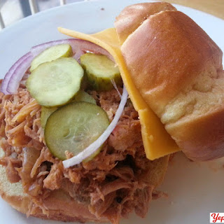 Spicy Pulled Pork Sandwiches new