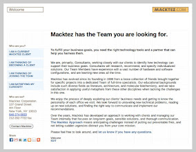 Photo: Macktez website 2011
