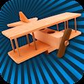 Planes Simulation 3D icon