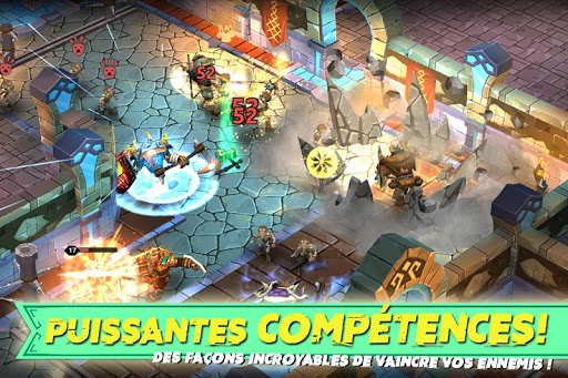Télécharger Dungeon Legends - RPG MMO Game APK MOD 1