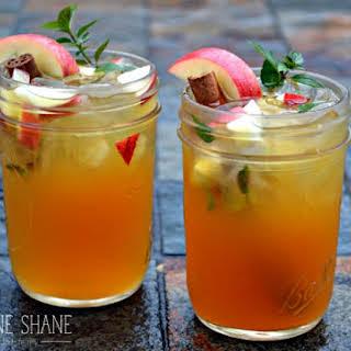 Apple Cider Mojito.