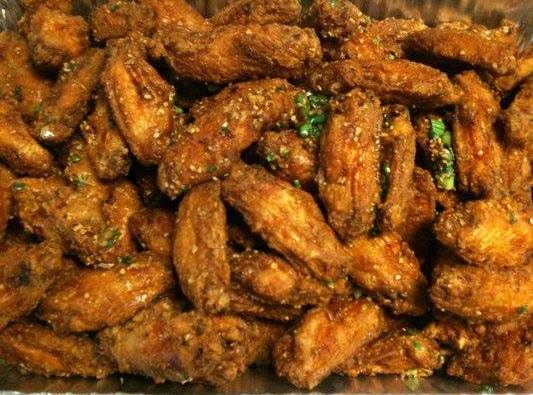 The Perfect Baked/grilled Chicken Wings Recipe