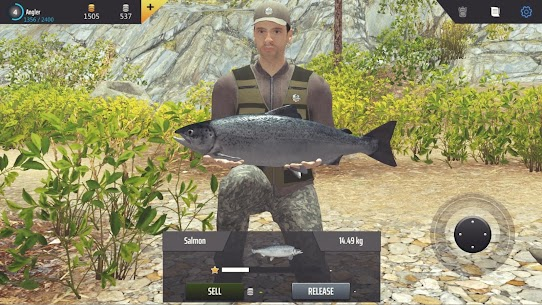 Professional Fishing Mod Apk Download For Android and Iphone 4