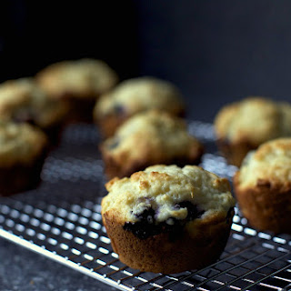 Blueberry Muffins No Milk Egg Recipes