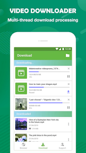 Ultimate Video Downloader All free videos Download Screenshot