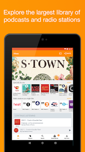 App Podcast & Radio iVoox APK for Windows Phone
