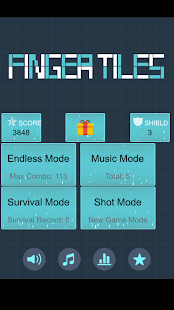 Finger Tiles Elite- screenshot thumbnail
