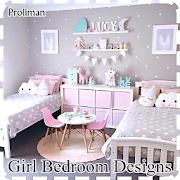 Girl Bedroom Designs icon