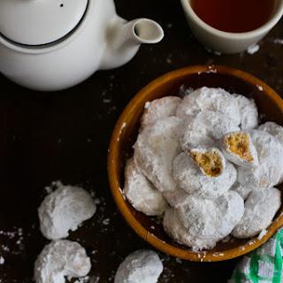 Chinese New Year Kue Putri Salju (snow White Cookies)
