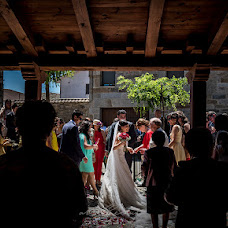 Wedding photographer Chema Sanchez (ChemaArtSemure). Photo of 15.12.2016