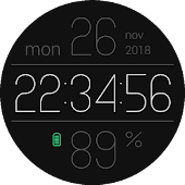 Primary Basic Watch Face