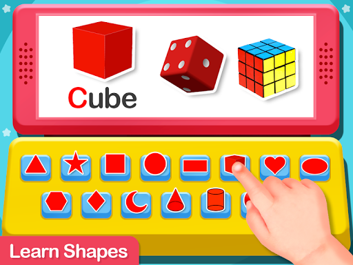 Kids Learning Computer For Toddlers and Babies 1.0 screenshots 7