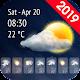 Weather Today App: Forecast, Radar, Clock & Widget