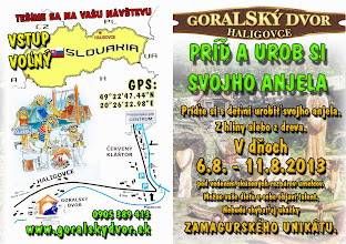 Photo: http://www.goralskydvor.sk/karavany/haligovce/pieniny/zamagurie/bazen/mounfield/akcia/firemne akcie/ubytovanie/stravovanie/narodny park/hojdačkovo/atrakcie/opekačka pri ohni/piknik/narodny park/goralsky dvor/priroda/turistika/relax/rekreacia/goralsky večer/oslavy/akcie/vylety školske/svadby/krstiny/david simonik/laco simonik/slavomira simonikova/simonik/somár/ZOO/farma zvieracia/kozy/barany/zajace/sliepky/husi/Farma zvieracia/stroje/stabilaky/Stare stroje/hasenie/hasici/poziarna zbrojnica/Požiar/ prudnica/