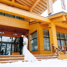 Wedding photographer Nikolay Abramov (wedding). Photo of 16.11.2018