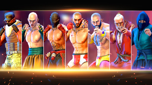 Deadly Fight : Classic Arcade Fighting Game modavailable screenshots 8