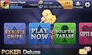 screenshot of Texas HoldEm Poker Deluxe