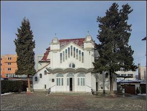 Photo: Cluj-Napoca - Str. Cuza Voda, Nr.12 - Biserica Crestina Adventista de Ziua a Saptea  - 2018.01.19