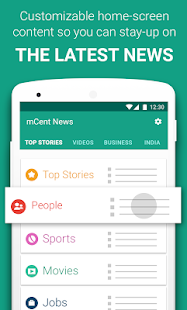 mCent Browser - Fast and Safe plus Free Data- screenshot thumbnail