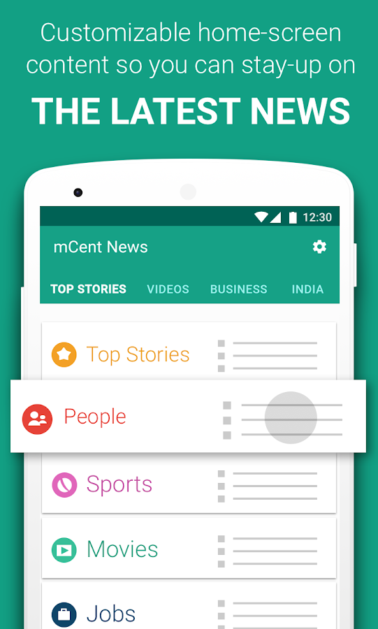 mCent Browser - Fast and Safe plus Free Data- screenshot