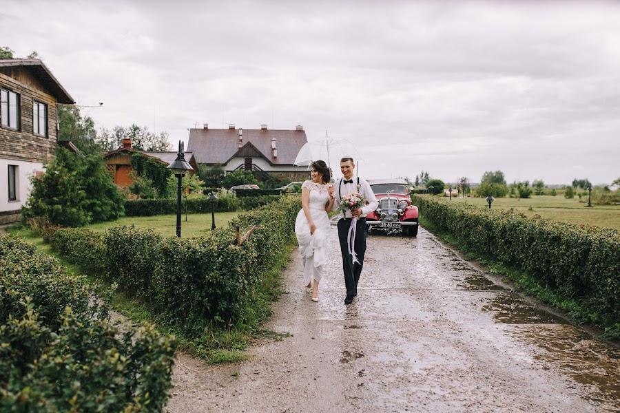 Wedding photographer Natalya Prostakova (prostakova). Photo of 21.07.2017