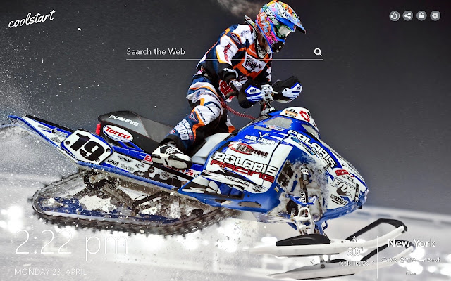 Snowmobiles HD Wallpapers Winter Sports Theme