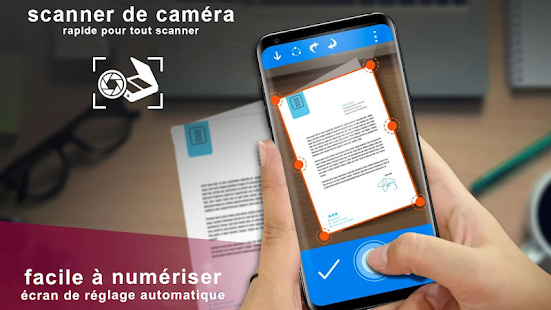 Gratuit Scanner 2019: Document  Et Photo à PDF Capture d'écran