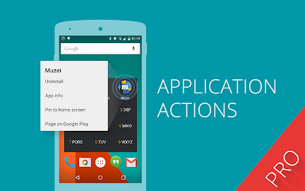 AppDialer T9 app/people search Screenshot 6