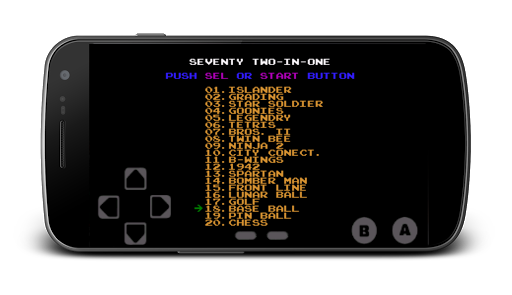 NES Emulator (CoolNES) -  The best free Emulator for PC