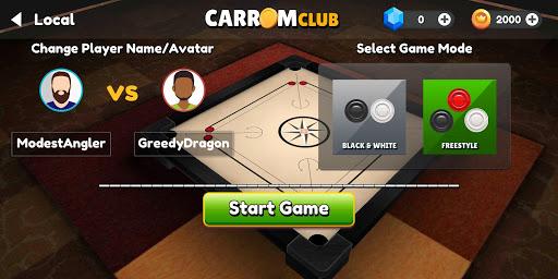Carrom Club 3D FREE ( CARROM BOARD GAME ) 2.2.7 8