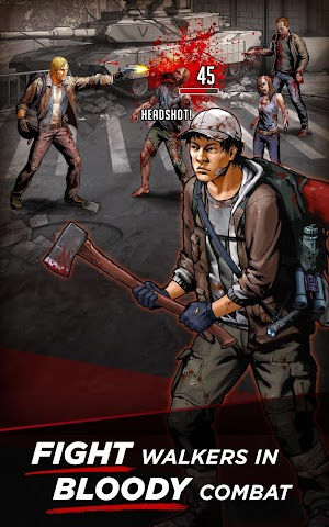 android Walking Dead: Road to Survival Screenshot 6