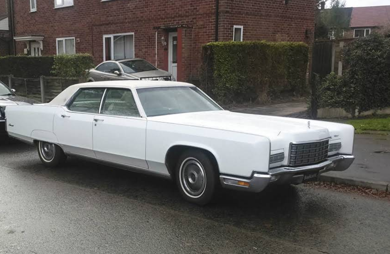 Lincoln Continental Hire Manchester