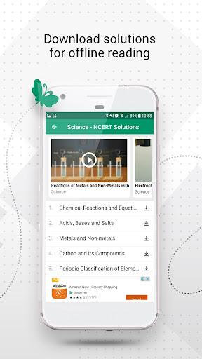 NCERT Solutions of NCERT Books 3.6.52 Screenshots 5