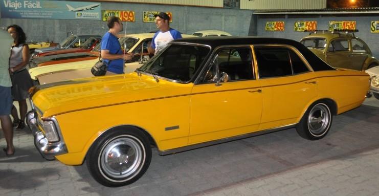 Chevrolet Opala Sedan