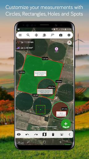 Measure Map screenshot 2