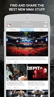 MMA Amino: Mixed Martial Arts - náhled