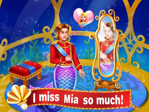 Download Mermaid Secrets22 u2013Princess Hair Salon for Party MOD APK 2
