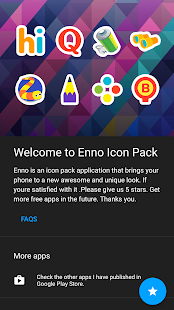 Enno - Icon Pack Screenshot