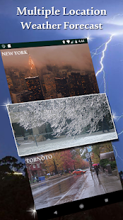 Real Time Weather Forecast Apps - Daily Weather for PC-Windows 7,8,10 and Mac apk screenshot 4