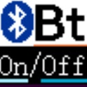Bluetooth On/Off Toggle App. L icon
