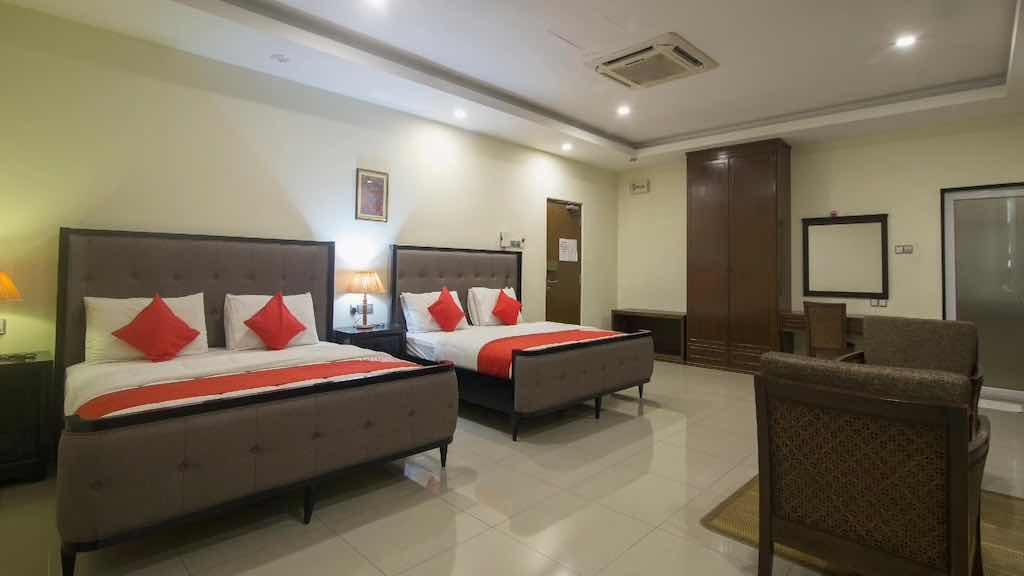 Pengalaman seram menginap di oyo hotel maxwell inn Taiping Perak