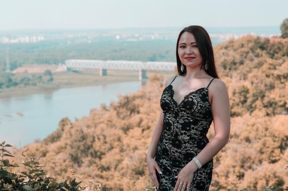 Айгуль Нуриева в Уфе