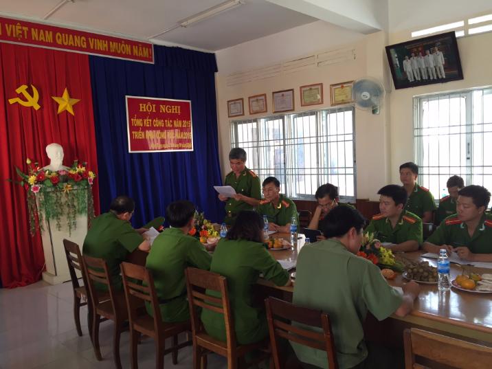 10 năm xây dựng, chiến đấu và trưởng thành của lực lượng Cảnh sát môi trường Công an Kon Tum (04/10/2007 - 04/10/2017)