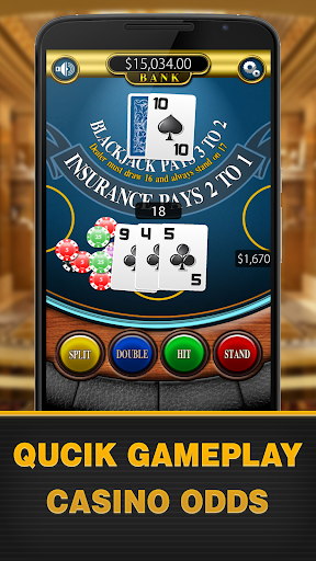 Bonus Blackjack 21 Cards